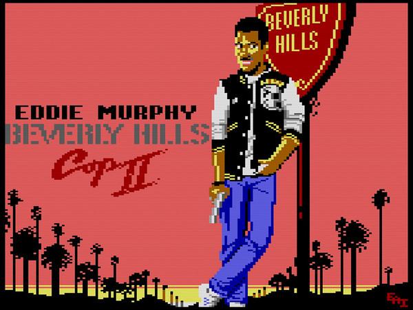 The Computer Works - Beverly Hills Cop II