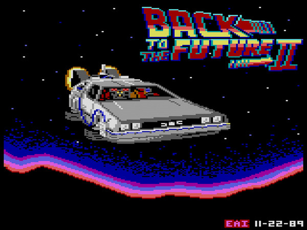 The Computer Works - Back to the Future Part II