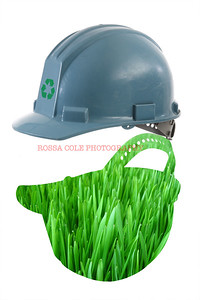 Green Jobs hardhat