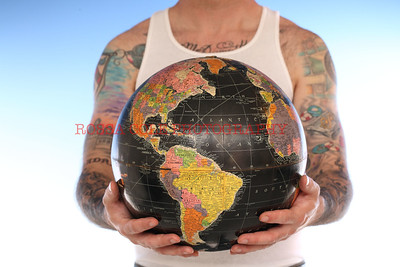 People with tattoos own the world too