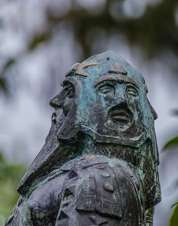 Polasek Museum & Sculpture Garden