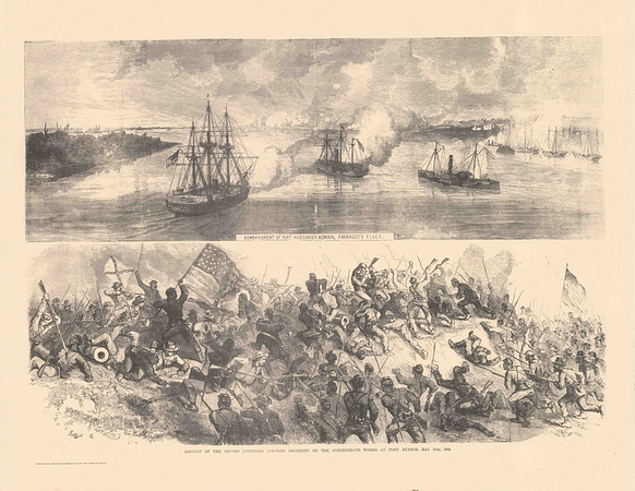 Port Hudson Historic Civil War Sketches