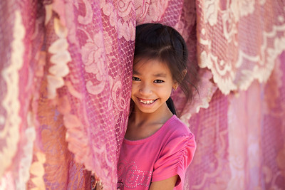Young girl, Laos