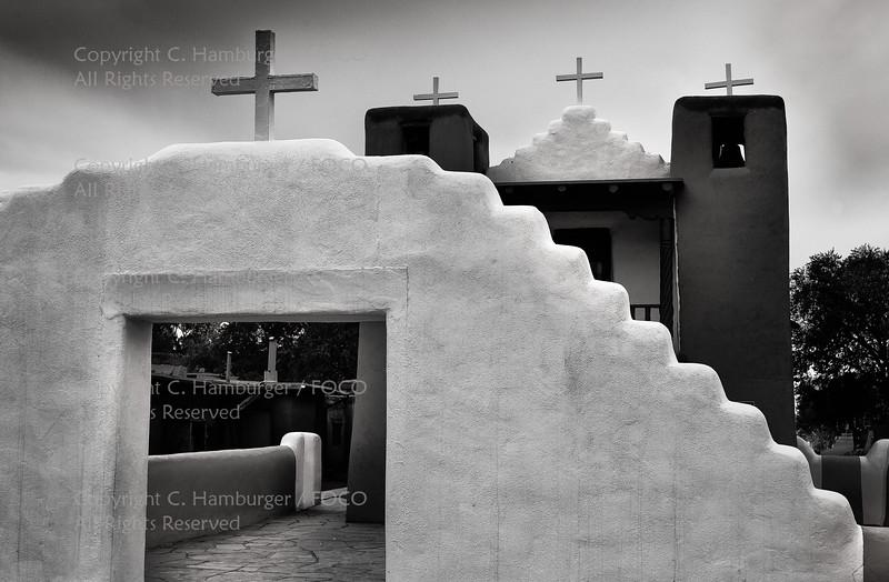 Church, Pueblo