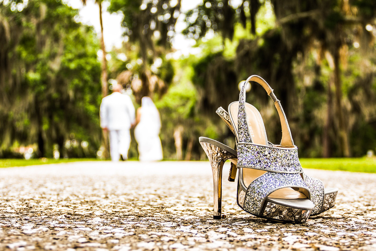 This couple's future together looks bright and fun! And by the looks of their wedding it will also be beautiful!