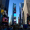Morning at Times Square