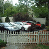 NSX's at my home in Windham, NH