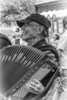 The accordion man at Dayton Heritage Festival