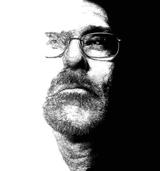 Drawn Self Portrait