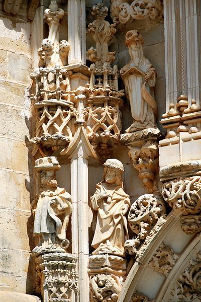 <center>Ecclesial Postures Convento di Cristo, Tomar, Portugal © R. Meadows-Rogers, 2008</center>