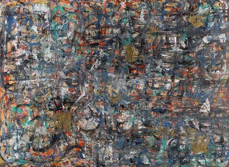 Harlem Nocturne - 64x56