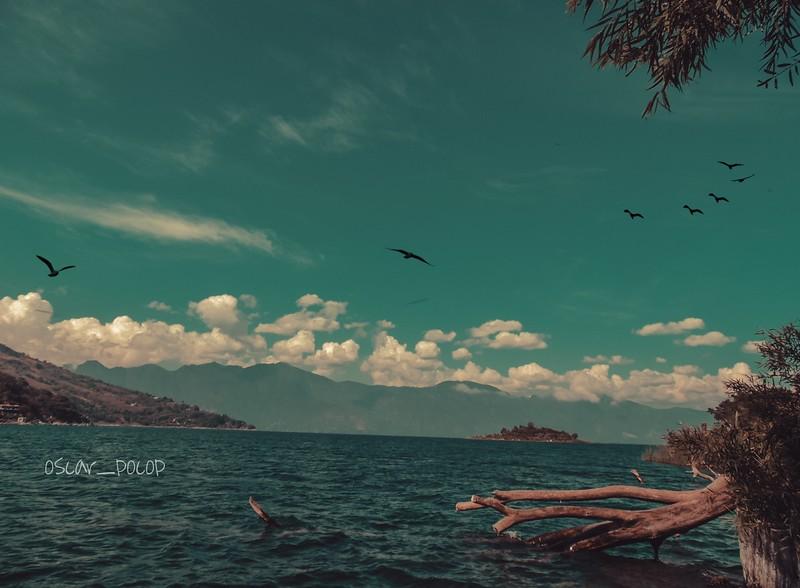 A las orillas del lago mas hermoso
