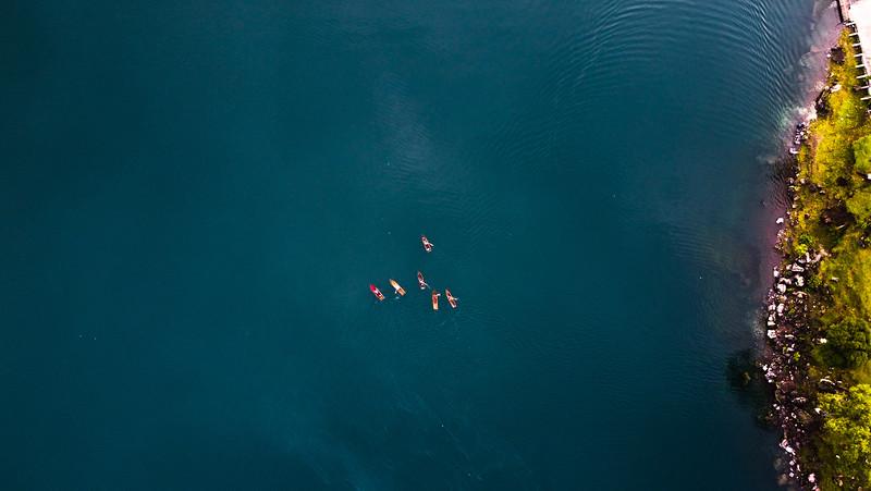Pescadores luqueños