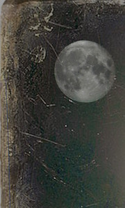 Scratched Moon