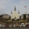 NEW ORLEANS JACKSON SQUARE PHOTO BY DAVID MARGULIS