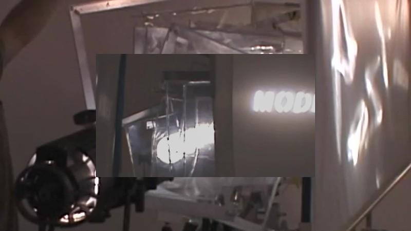 """VIDEO: modern post-modern signs """"artist proof."""""""
