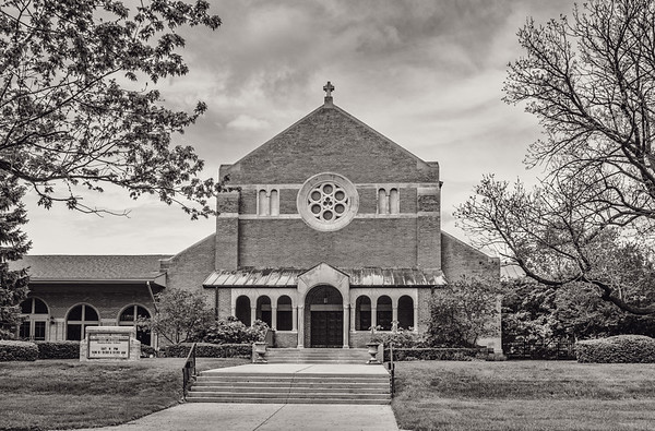 church1bw