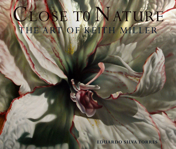 "A celebration of light and nature, this book is an overview of the artist's work from the 1970's to the present day. It includes Miller's botanical, landscape and still life paintings.<br /> 100 pages, full color, hardbound, 13"" by 11""<br /> To review interior pages and order ://www.blurb.com/b/2350210-close-to-nature"