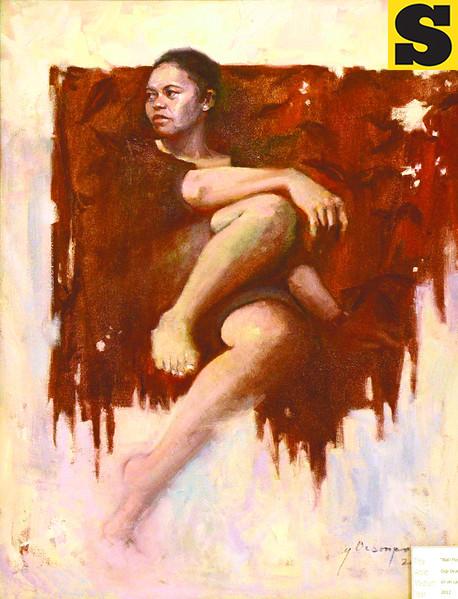 """""""Wallflower II"""" by Gigi Ocampo"""