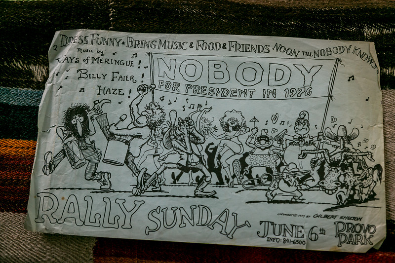 Quirky Berkeley-Wavy Gravy