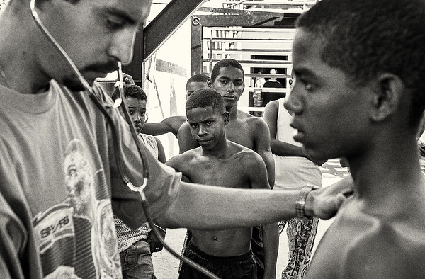 RAFAEL TREJO BOXING GYM HAVANA CUBA