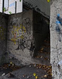 Stairway, Southwest Detroit 2