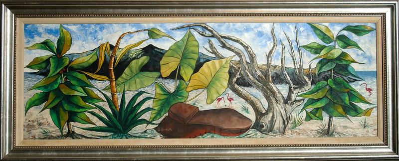 Ralph Haitian Art