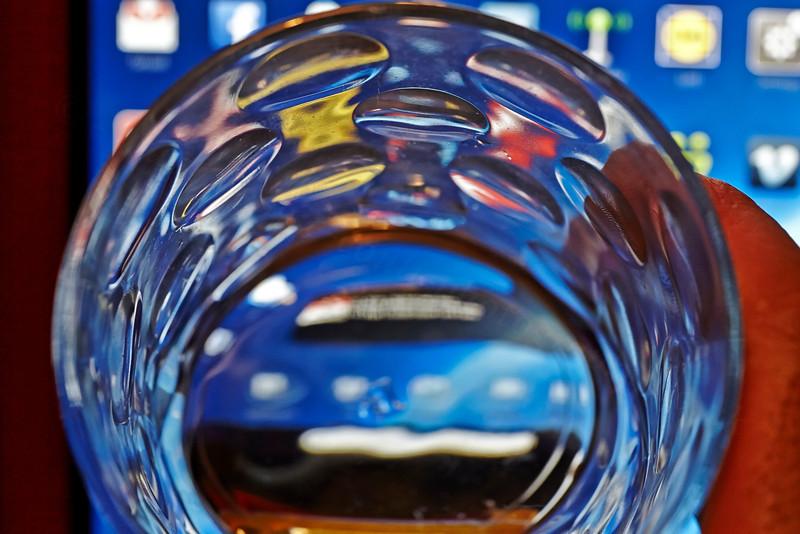 'Life Through the Bottom of a Glass'   - 28 February 2014