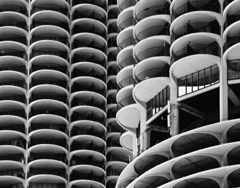 Marina Towers, Chicago