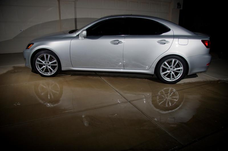 Deb's Lexus