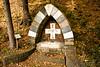 Natural Spring Water Fountain, Durward's Glen, Sauk County, Wisconsin