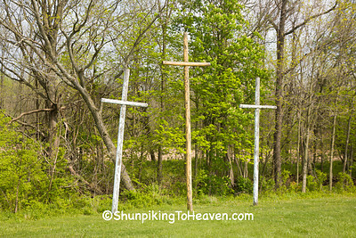 Three Crosses, Fairfield County, Ohio