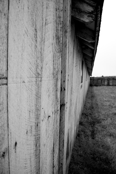 walls and fences