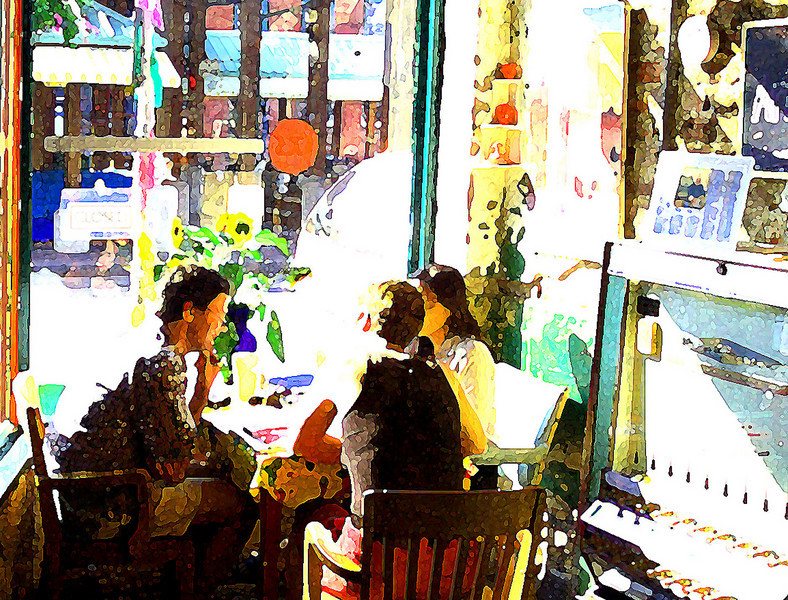 20090201-Coffee Chat2