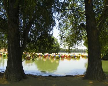 Riverside Art Float