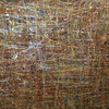 Milano - September 2012 - 48x72 - Oil and metal leafing on canvas.
