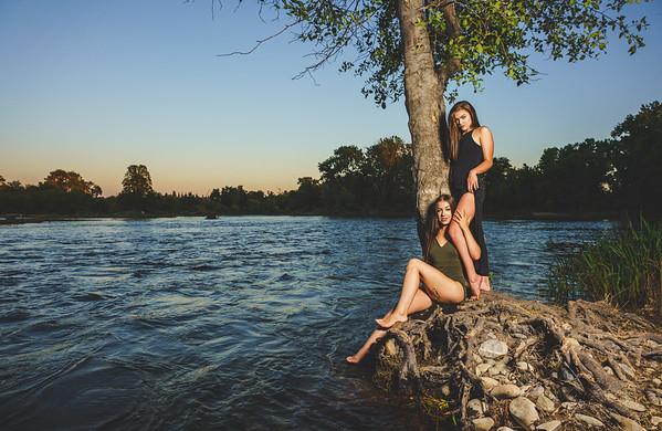Rose & Fallon @ The River
