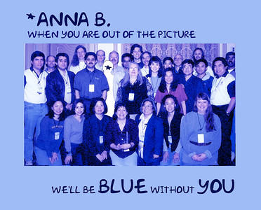 Sun coworker cards: Anna Bradshaw goodbye