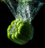 GREEN PEPPER #1<br /> Fish Tank  Splash