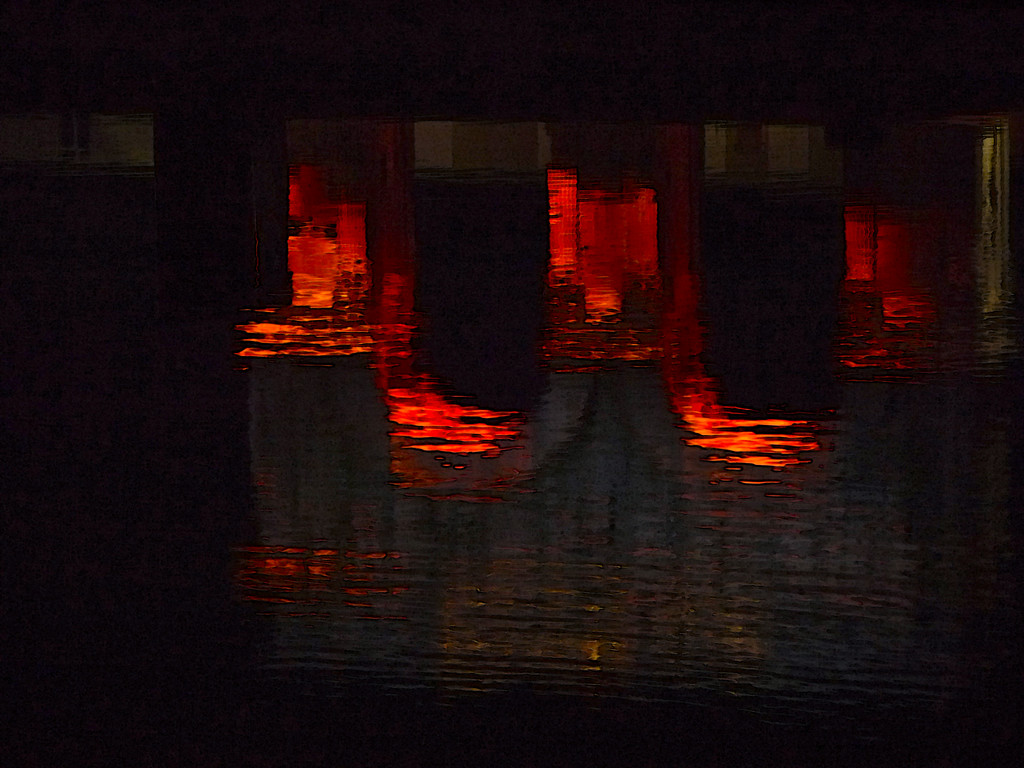 Ancient Reflections in a Placid River