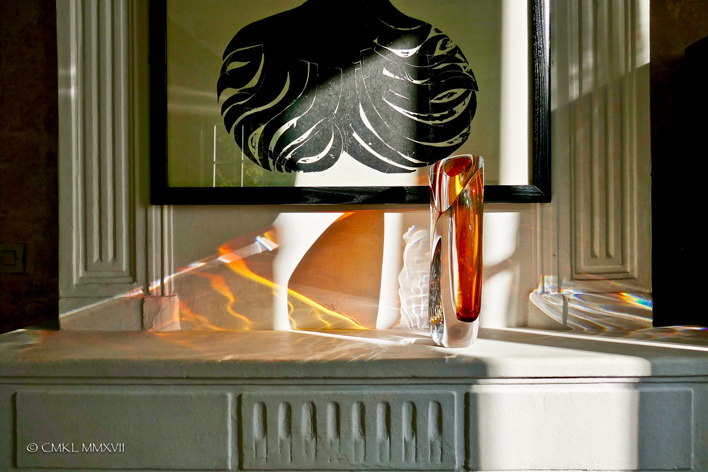 Amber Reflections