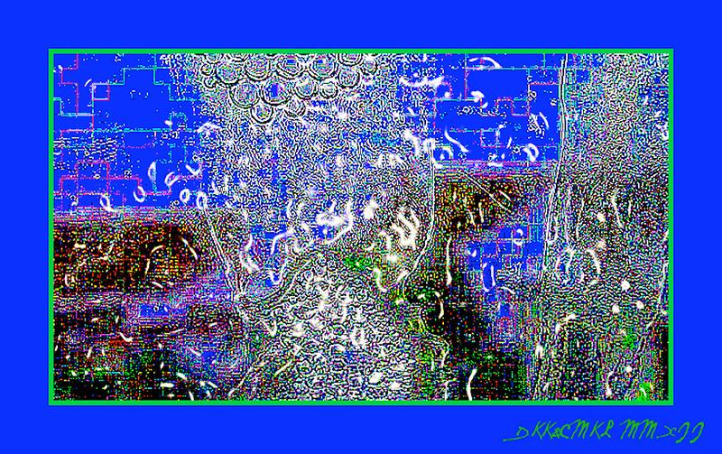 """FrozenMotherBoard"" Primo collaboration inter Artemis Hamburgénsis ac Photolera Claudinha de Atenas"