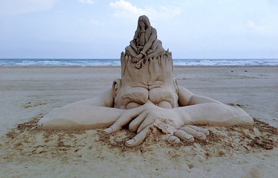 Sandfest 2013