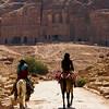 Mainstreet, Petra, Noon