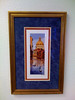 """John Clayton's """"Venice,"""" from his International Collection, like """"Greek Steps,"""" stitched several years ago. This was completed for Katie Wilson, my aunt, for her birthday this year."""