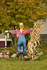Autumn Scarecrow, Brown County, Wisconsin