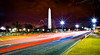 DC Night Series - December 2012<br /> kutz bridge/monument view penn ave.