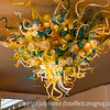 Chihulty Chandelier at Pismo Art Gallery in Denver