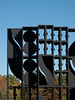 Atmosphere and Environment XI by Louise Nevelson