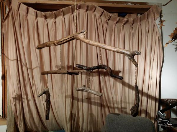 Mobile 10, driftwood